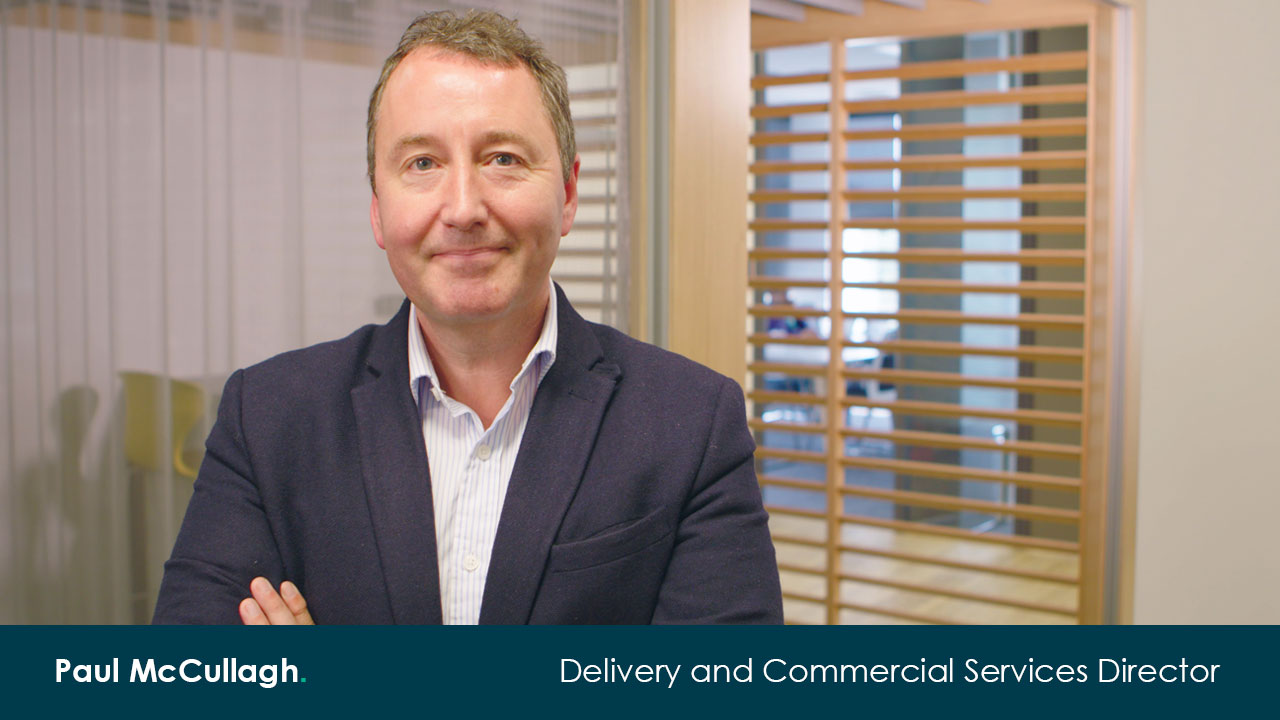 Paul McCullagh - Delivery Director