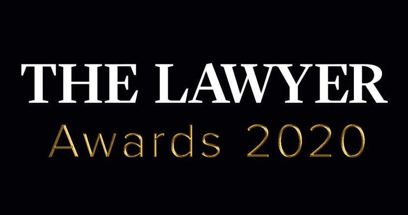 Cornerstone receives nomination for Senior Lawyer of the Year and In-house commerce and industry team of the year